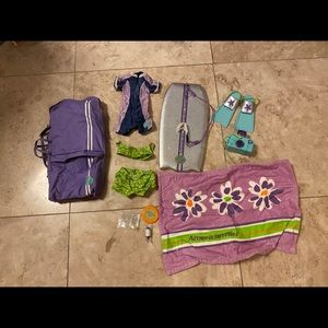 American Girl Doll Kailey's Accessories